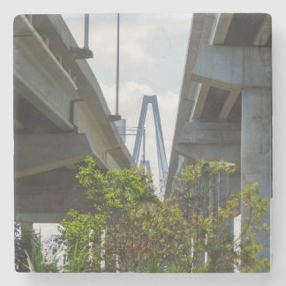 Below Arthur Ravenel Stone Coaster