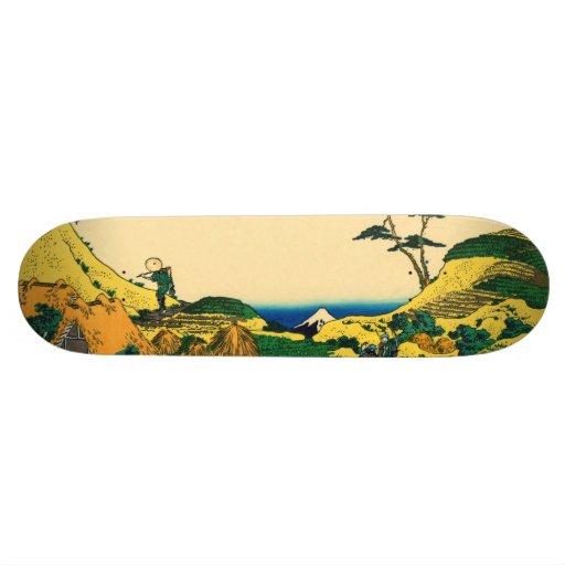 Below meguro custom skateboard