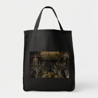 Below Saint Jude's Grocery Tote Bag