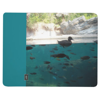 Below the Surface Ducks/Fish Pocket Journal