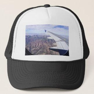 Below Trucker Hat