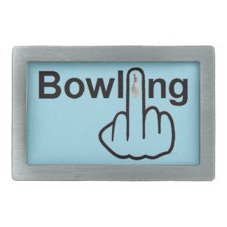 Belt Buckle Bowling Flip