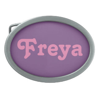 Belt Buckle Freya