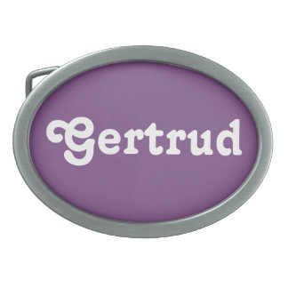 Belt Buckle Gertrud