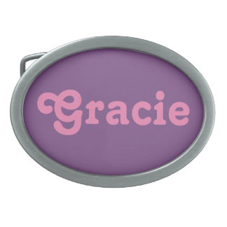 Belt Buckle Gracie