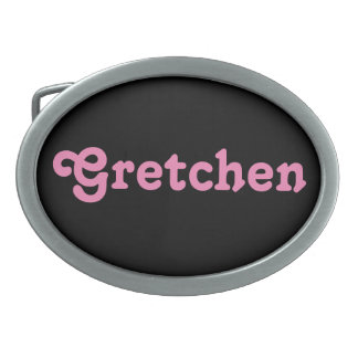 Belt Buckle Gretchen
