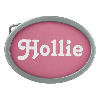 Belt Buckle Hollie