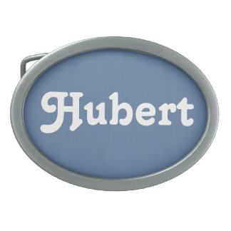 Belt Buckle Hubert