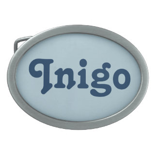 Belt Buckle Inigo