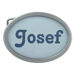 Belt Buckle Josef