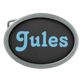 Belt Buckle Jules