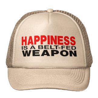 BELT-FED WEAPON TRUCKER HAT