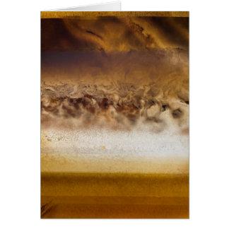 Belt of Jupiter Geode Card