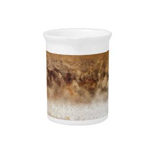 Belt of Jupiter Geode Pitcher