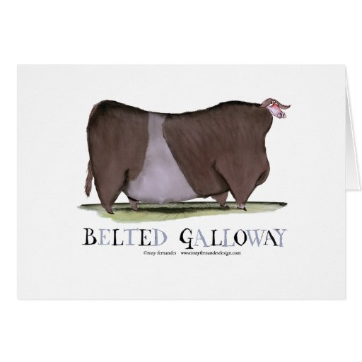 belted galloway, tony fernandes cards