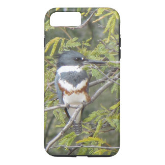 Belted Kingfisher iPhone 8 Plus/7 Plus Case