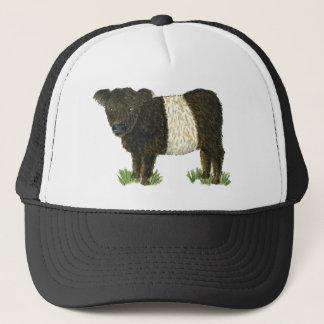 'Beltie' Belted Galloway Trucker Hat