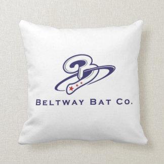 Beltway Bat Company Throw Pillow