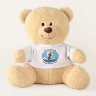 Beluga Point Surf Club Teddy Bear