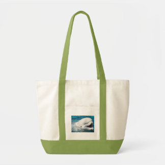 Beluga Smiles Tote Bag