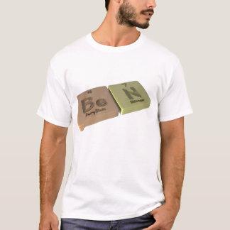 Ben as Beryllium Be and Nitrogen N T-Shirt
