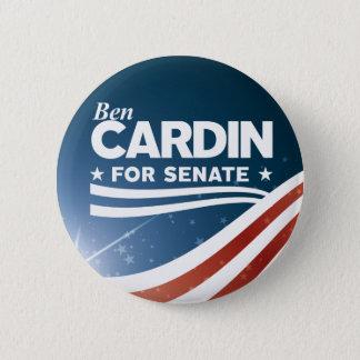 Ben Cardin 2 Inch Round Button