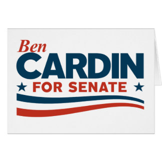 Ben Cardin Card