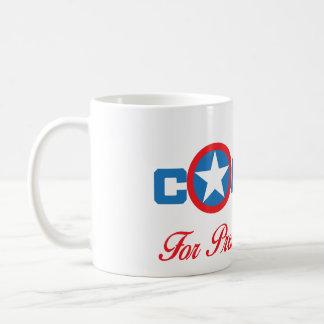 Ben Carson For President 2016 Coffee Mug