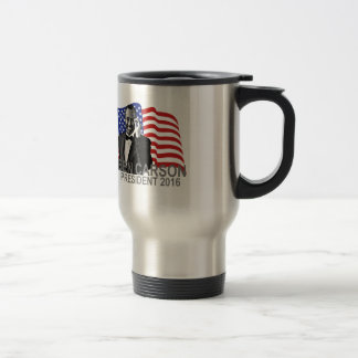 BEN CARSON FOR PRESIDENT 2016 CUTE Tee Shirts . .p Travel Mug