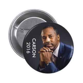 Ben Carson President 2016 2 Inch Round Button