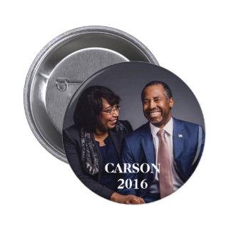 Ben Carson President 2016 - Family 2 Inch Round Button