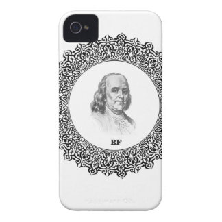 Ben Franklin 1000 iPhone 4 Cover