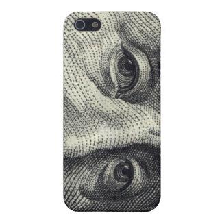 Ben Franklin 100 iPhone 5/5S Cases
