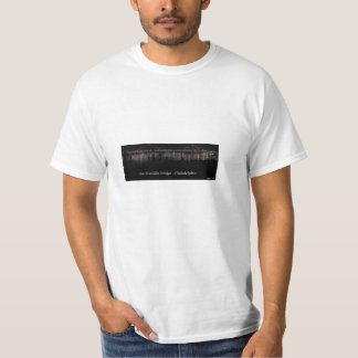 Ben Franklin Bridge at Night T-Shirt