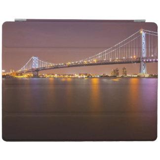 Ben Franklin Bridge iPad Cover
