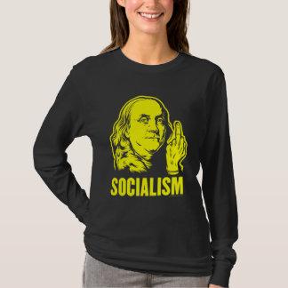 Ben Franklin F Socialism T-Shirt