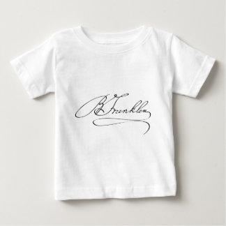 Ben Franklin Signature Baby T-Shirt