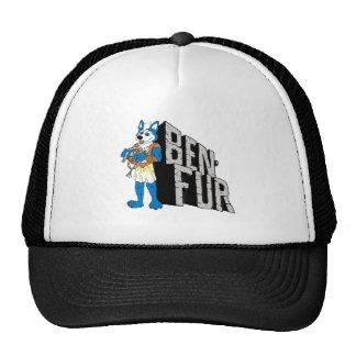Ben-Fur Trucker Hat