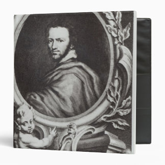 Ben Jonson  English playwright 3 Ring Binders