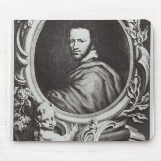 Ben Jonson  English playwright Mouse Pad