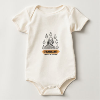 Ben Leader of science Baby Bodysuit