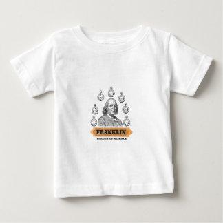 Ben Leader of science Baby T-Shirt
