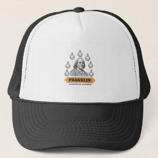 Ben Leader of science Trucker Hat