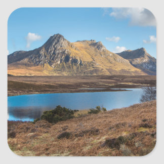 Ben Loyal Square Sticker