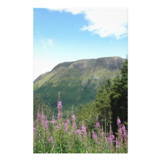 Ben Nevis Personalized Stationery