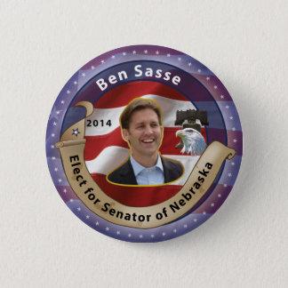 Ben Sasse 2 Inch Round Button