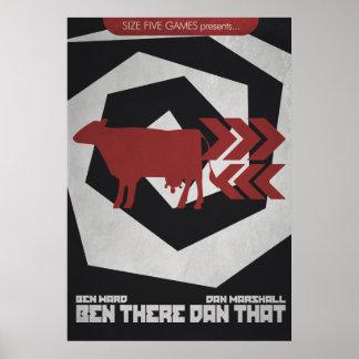 Ben There, Dan That! Poster