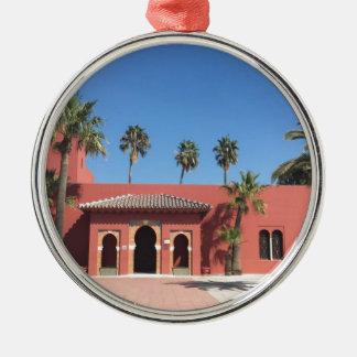 Benalmadena Metal Ornament