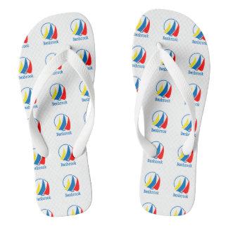 BENBROOK - .png Flip Flops