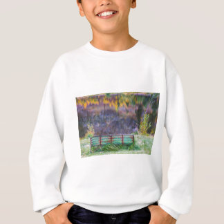 Bench For Day Dreaming Sweatshirt